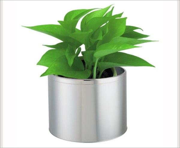 花盆套,花台,其它商品 - 不锈钢花盆套/f45